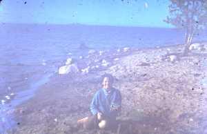 Scout Island, circa 1971