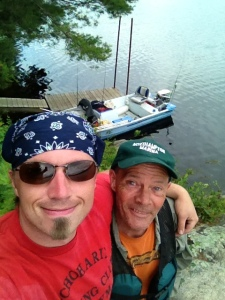 Ryan & me