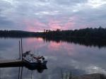 AquaMarie sunset